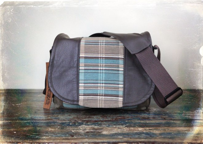 Porteen Gear Leather Camera Bag