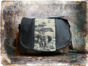 Porteen Gear Elephant Bag