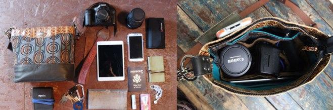 Porteen gear Medium Camera Bag
