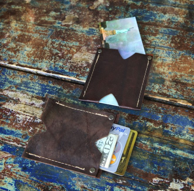 Leather Wallet Free from Porteen Gear