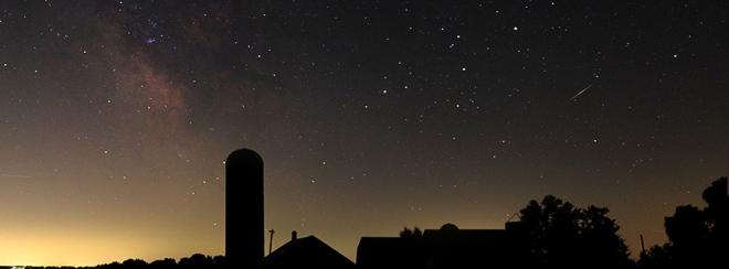 Stars Over Farm